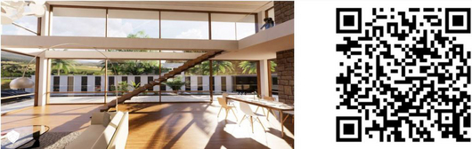 QR Code Panorama - Residence Interior | Enscape