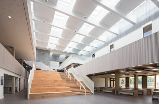 Skylights | Trumpington Community College | Velux