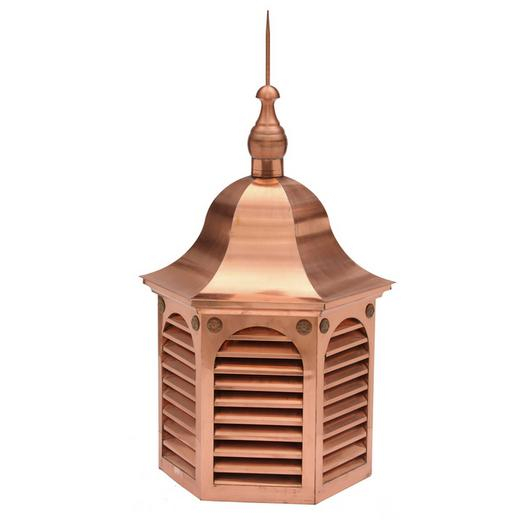 Coppercraft Metal Cupolas / Omnimax