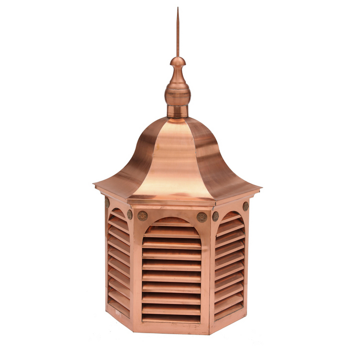 Coppercraft Metal Cupolas