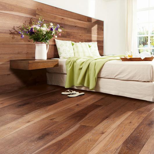 Piso flotante Floor Up / Carpenter