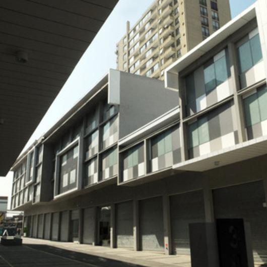 Revestimiento Fibrocemento Pictura + Natura Pro en Edificio Río de Janeiro - Pizarreño / Etex Chile