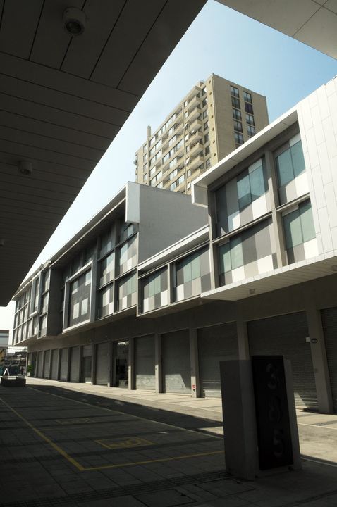 Revestimiento Fibrocemento Pictura + Natura Pro en Edificio Río de Janeiro