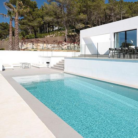 Revestimientos Silestone® y Dekton®  en Villa Omnia