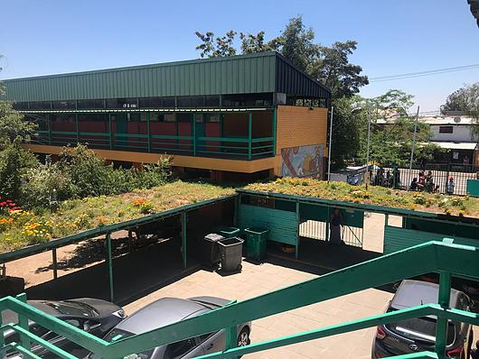 Escuela Presidente Salvador Allende Gossens 1519 - El Bosque, Santiago Chile