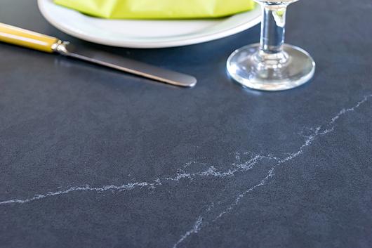 Revestimiento Silestone® en Charcoal Soapstone