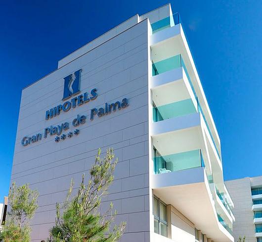 Superficies silestone y dekton en hoteles hipotels - Soleria exterior ...