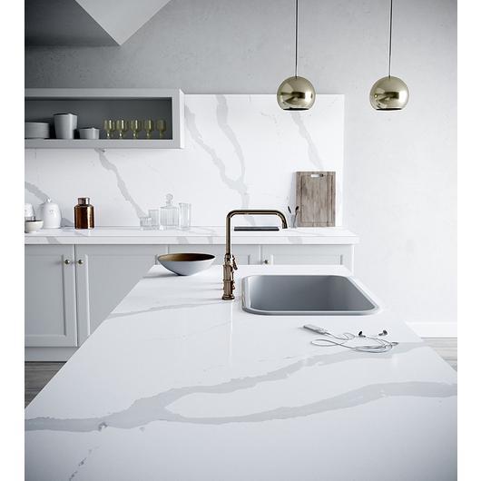 Revestimentos Silestone® e Dekton®  em Cozinhas de Estilo Nórdico