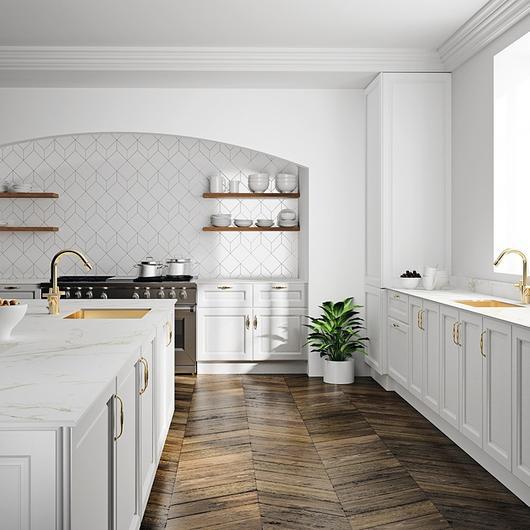Revestimentos Silestone® e Dekton® para decoração de cozinhas sofisticadas e de luxo / Cosentino