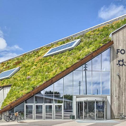 Sistemas para techos verdes - ZinCo
