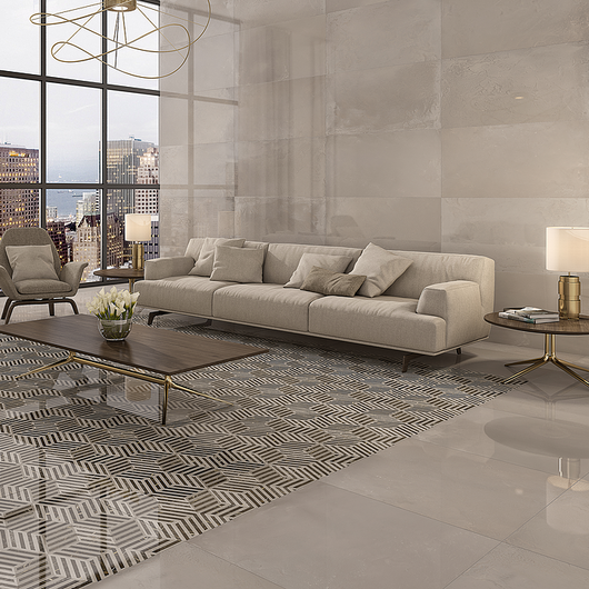 Porcelain Tiles - Palace Mercure / Grespania
