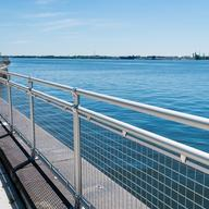 Speed Rail® Aluminum Railing