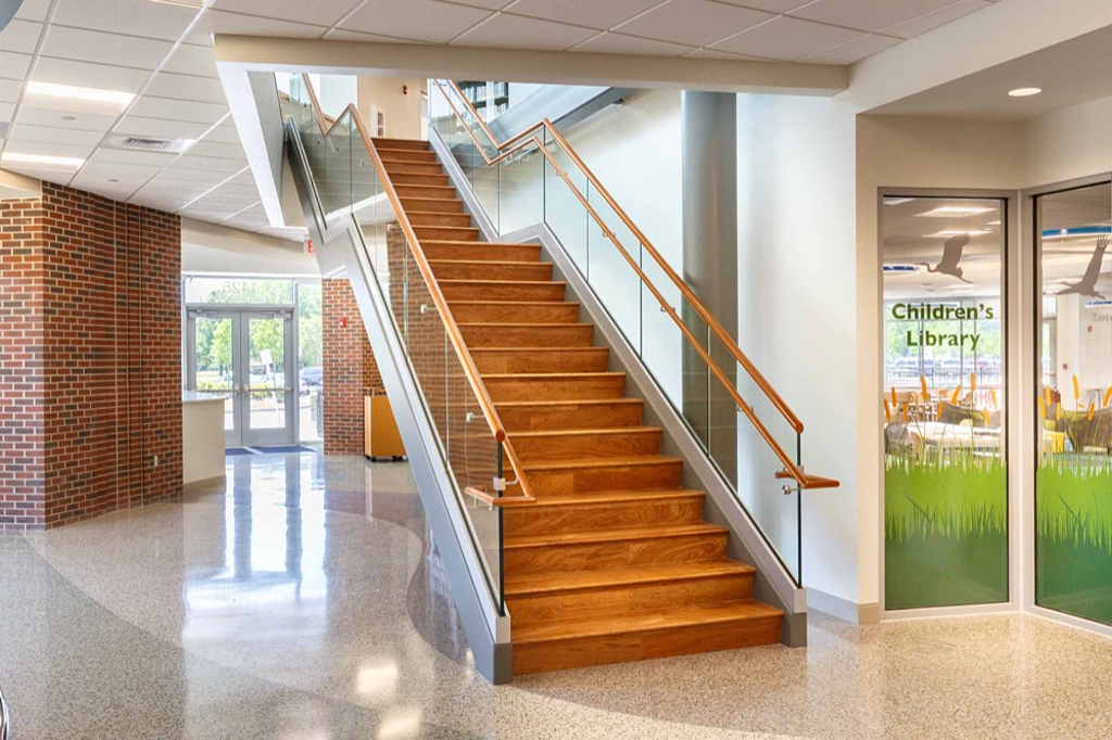 Structural Glass Railing from Hollaender