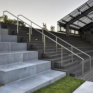 SS Post/Wall Mount Handrail