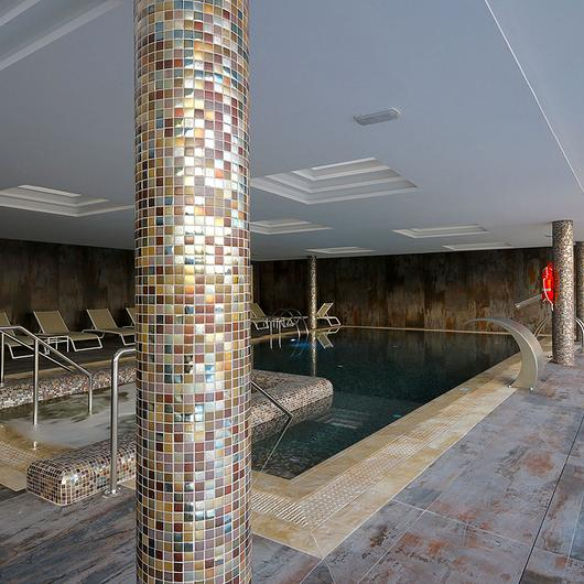 Revestimientos Silestone® y Dekton®  en Hoteles Hipotels Mallorca / Cosentino