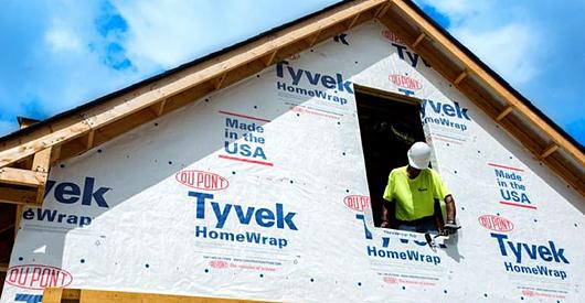 Membranas Hidrófugas - Tyvek® Homewrap®