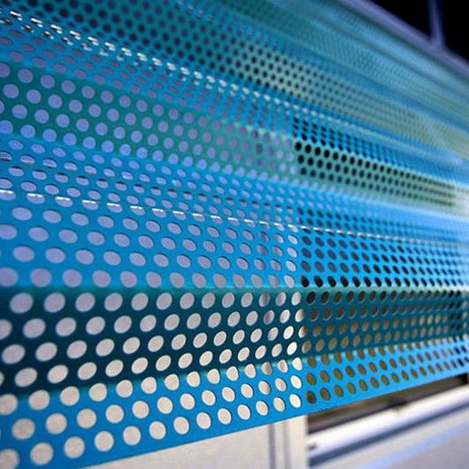 Paneles Metálicos Perforados - Gaten Series