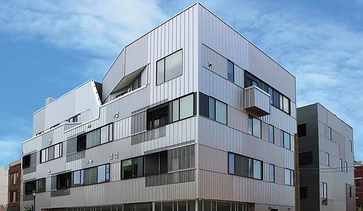 Panel Estructural Metálico - Rigid Wall II™