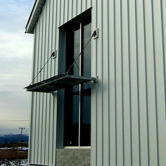 Panel Estructural Metálico - MultiPurpose™