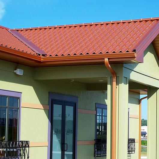 Tejas Metálicas - Advanta® Shingle y Techo Tile™
