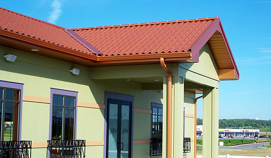Tejas Metálicas - Advanta® Shingle y Techo Tile™