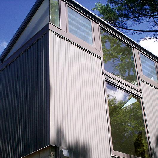 Paneles Metálicos Corrugados - CorraLok y Wave Panel