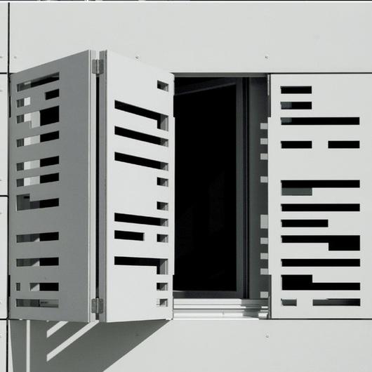 Revestimiento exterior Equitone Tectiva - Pizarreño / Etex Chile