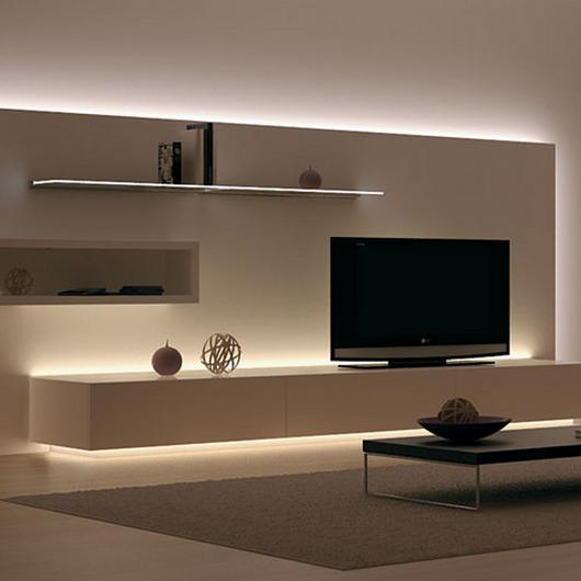 Iluminación de Interior para Mobiliario - LED Loox / Häfele