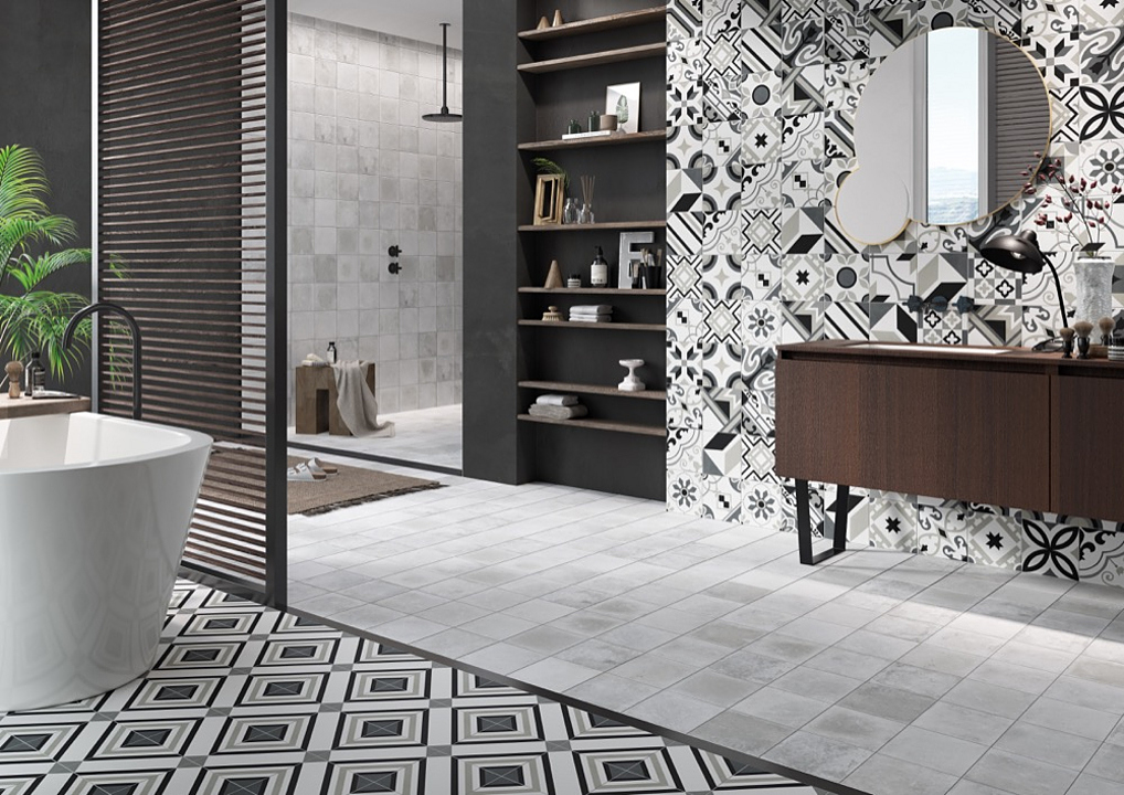 Ceramic Tile - Swing