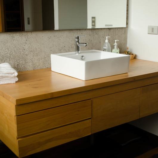 Muebles de Baño en Lenga / Ignisterra