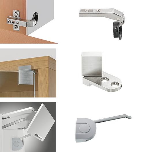 Herrajes para Muebles y Construcción - Catálogo