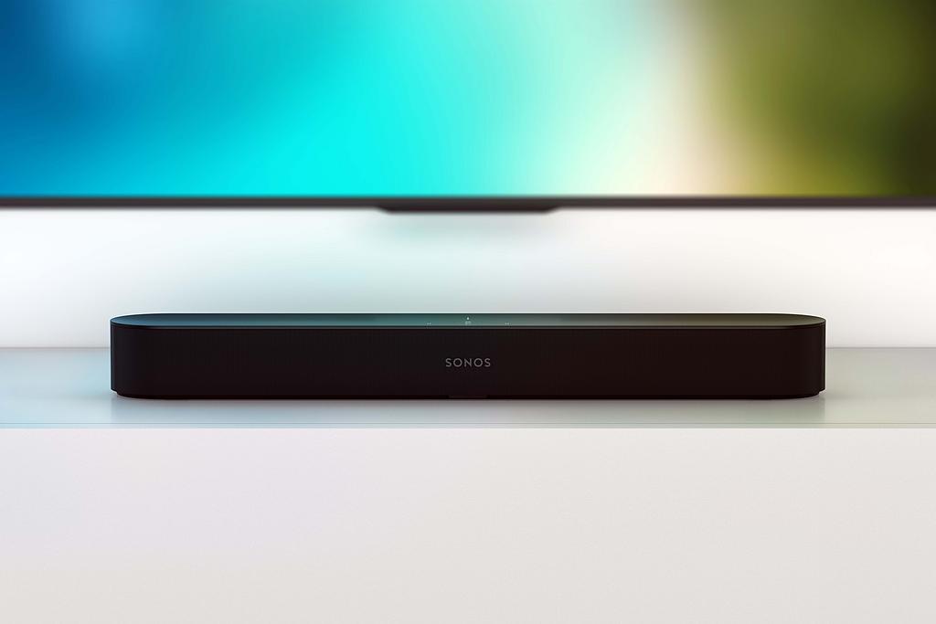 Barra compacta de sonido inteligente para TV - BEAM