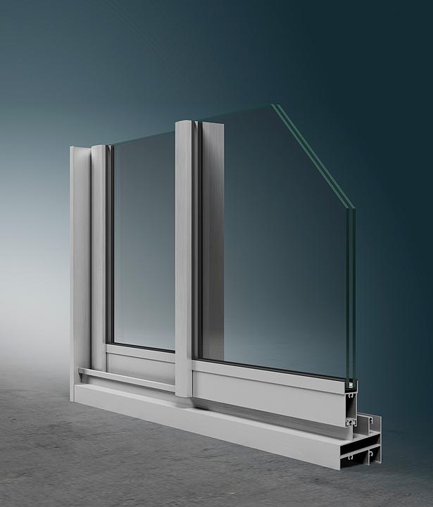 Ventana de Aluminio - Línea Altech - Serie A20