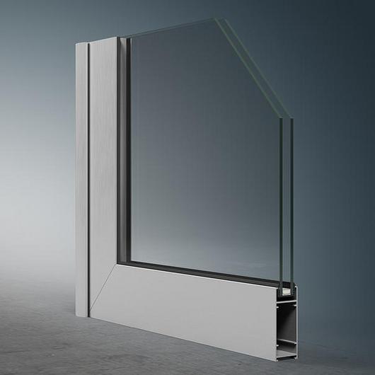 Ventana de Aluminio - Línea Altech - Serie L320