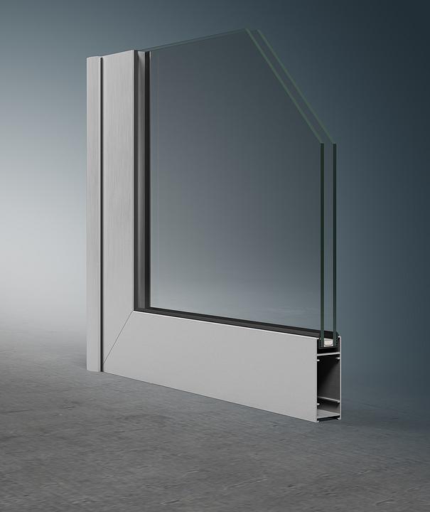 Ventana de Aluminio - Línea Altech - Serie L320 y L3800