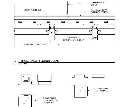 Linear Alumiline | ASI Architectural