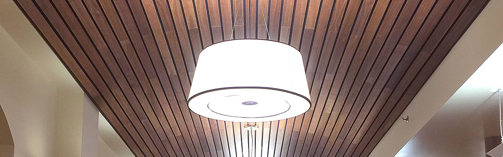 Ceiling and Wall Cladding - Linear