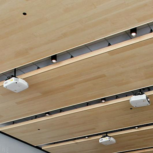 Wall and Ceiling Panels or Planks - Audition / ASI Architectural
