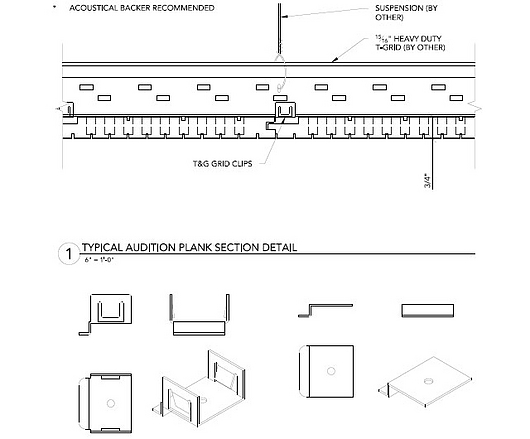 Audition | ASI Architectural