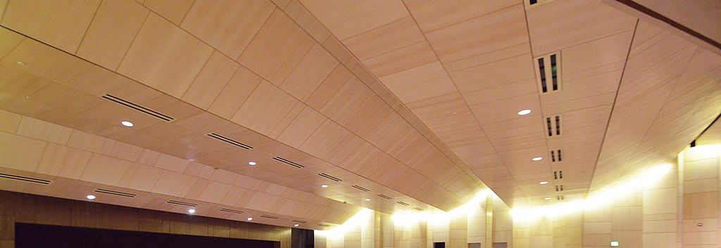 Ceiling and Wall Panels - Fusion