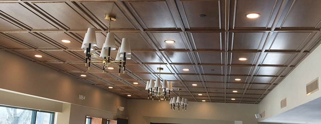 Ceiling Panels _ Coffer