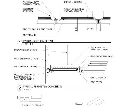 Coffer | ASI Architectural