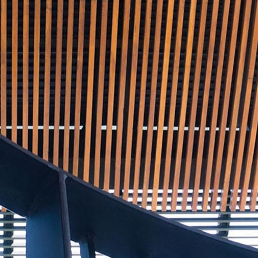 Ceiling and Wall Cladding - Grille