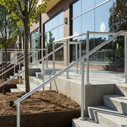 Hollaender® Railings in Residential Applications