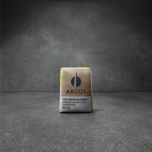 Cemento Blanco Uso Concretero / Argos