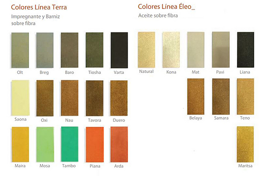 Colores Cladding Flek