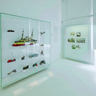 Display Case - R-Class