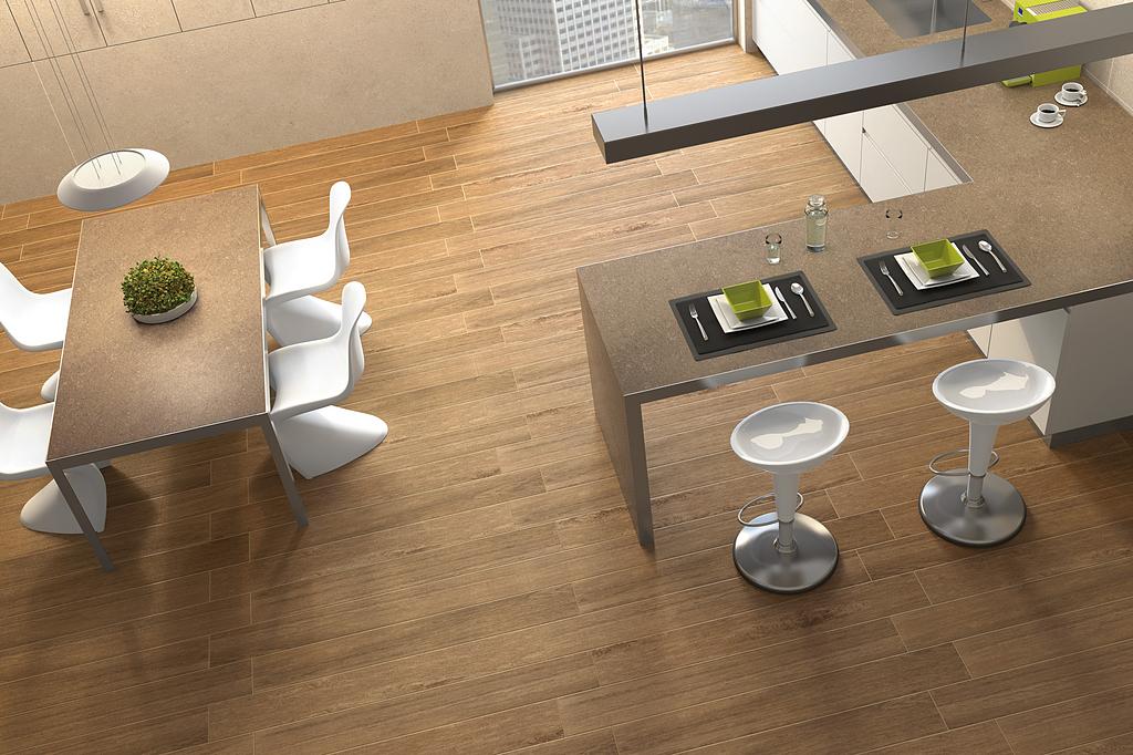 Porcelain Tiles - Coverlam Wood