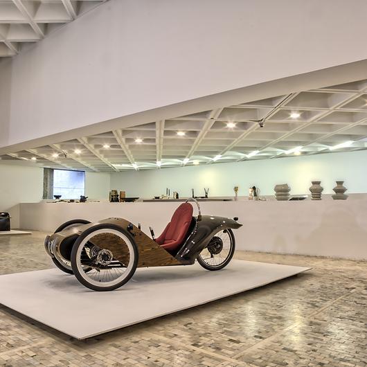 Placa ST de Knauf presente en exposición del Museo Rufino Tamayo