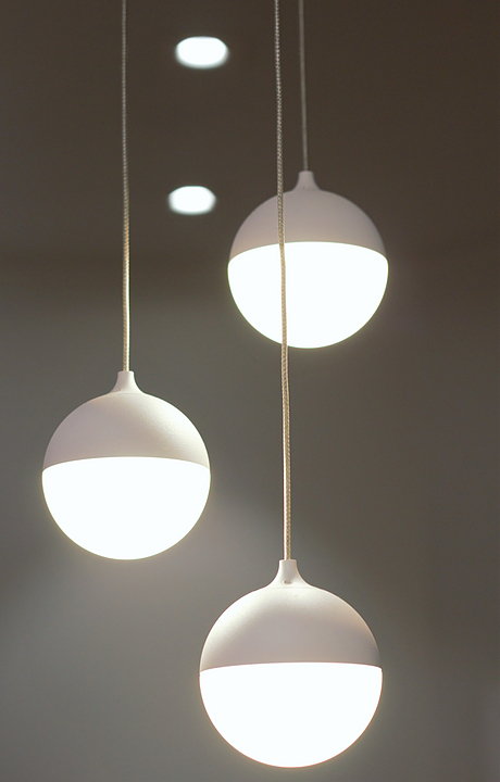 Hanging Lamp - Pearl